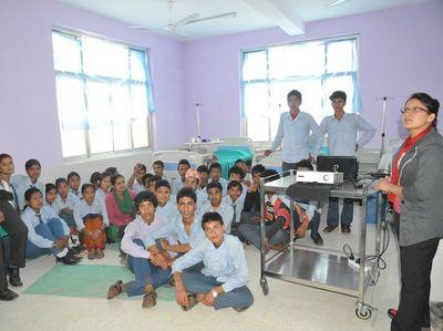 Krankenschwester Dhulikel Hospital